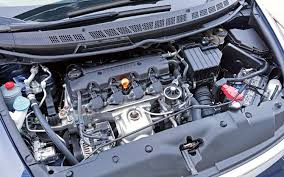 2007 honda civic engine