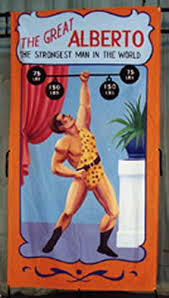 circus banner