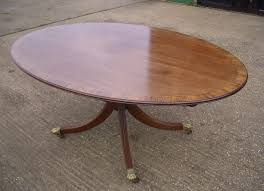 antique oval tables