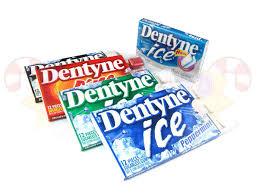 dentyne chewing gum