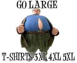t shirts 5xl