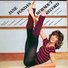 jane fonda workout pictures