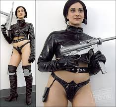 aeon flux costume