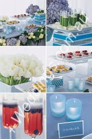 blue wedding themes