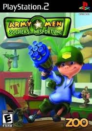 ps2 army men