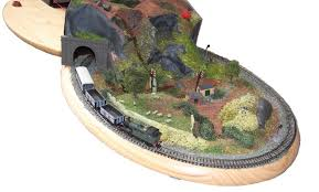 n gauge model trains