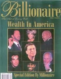 billionaire magazine