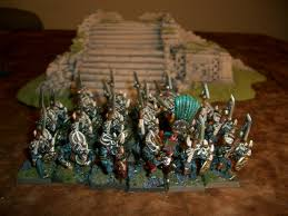 lizardmen temple guard