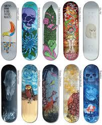 100 skateboards