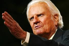 The Next Billy Graham?