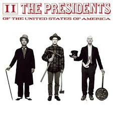 Presidents Of The United States Of Ameri - Twig