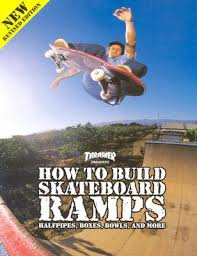 how to build skateboard ramps