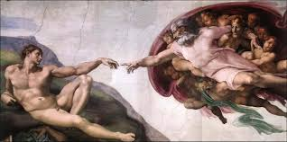 michael angelo the creation of adam