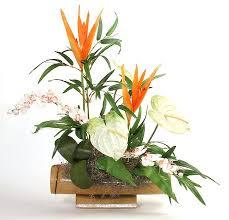 pictures of silk flower arrangements