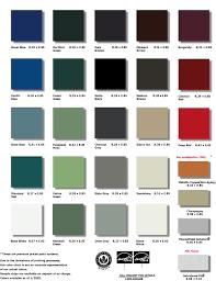 colors of metals