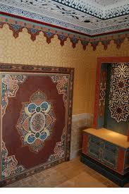 moroccan walls