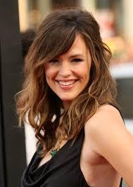 celebrity brunette hairstyles