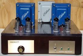 hi fi tube amplifiers