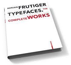 adrian frutiger typefaces