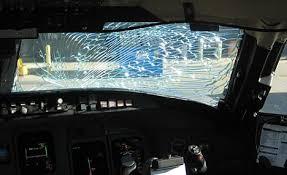 aircraft windscreen