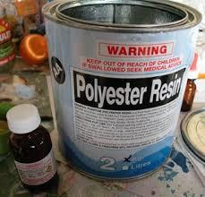 resin polyester
