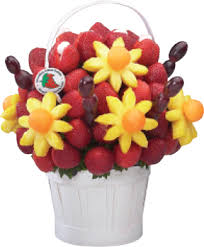 flower fruit bouquet