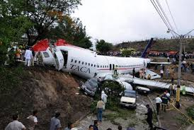 jet airplane crash