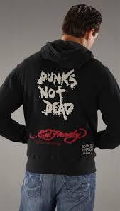 ed hardy punks not dead