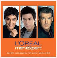 loreal for man