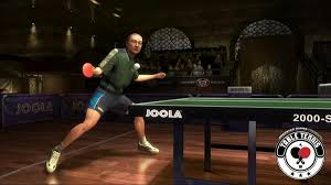 table tennis video games