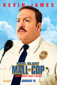 paul blart mall cop movie poster