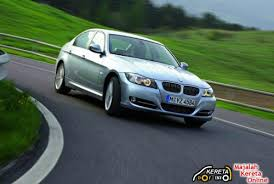 bmw 3 series new shape