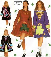 irish dance dress patterns