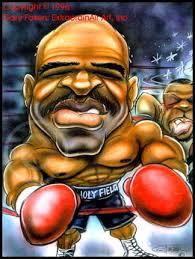 boxing cartoons