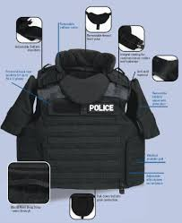 bullet proof armour