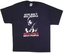 guns dont kill people shirt