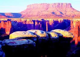canyon land national park
