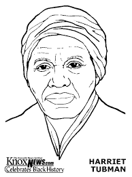 colored pictures of harriet tubman