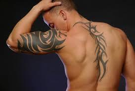 tattoos of men
