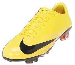 nike vapors yellow