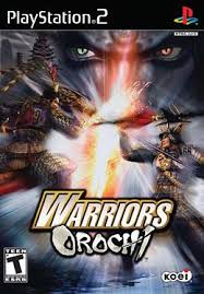 playstation 2 warriors