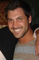 Maksim Chmerkovskiy on May 2,