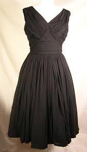dresses 1950s