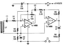 electronics projects circuit