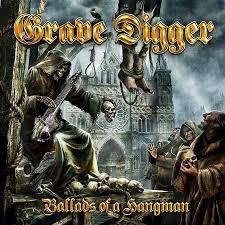 grave digger ballads of a hangman