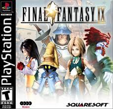 final fantasy ix ps