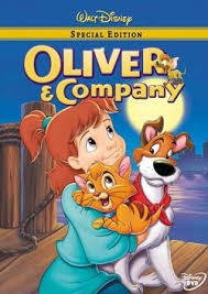 oliver and co dvd