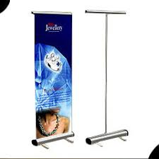 roll up banner displays