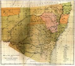 aboriginal tribes map