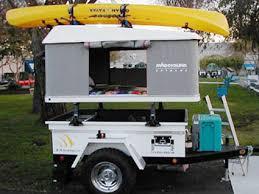 4x4 tent trailer